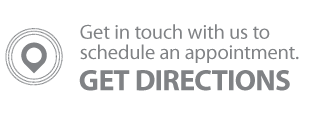 Get in touch with us to schedule an appointment. Get directions
